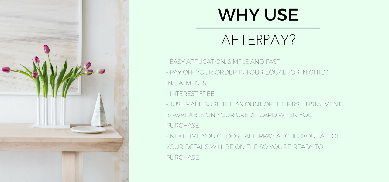 Afterpay - Marble Basics