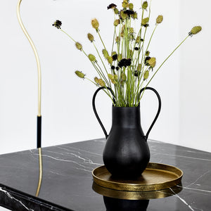 Midnight Cleopatra Vase - NEARLY GONE!
