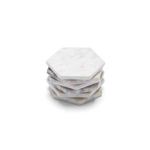 Basic Hexagonal Coaster (Set of 6)