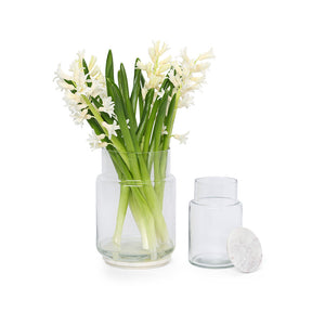 Baby Blanc Bloom Jar