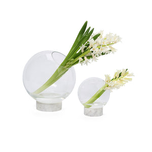 Big Blanc Buddy Vase