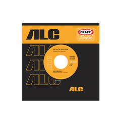 "THE ALCHEMIST CRAFT SINGLES LIMITED EDITION 45 VINYL SERIES: MC EIHT & SPICE ONE - ""ANY MEANS"" B/W ""SUPPLY"""