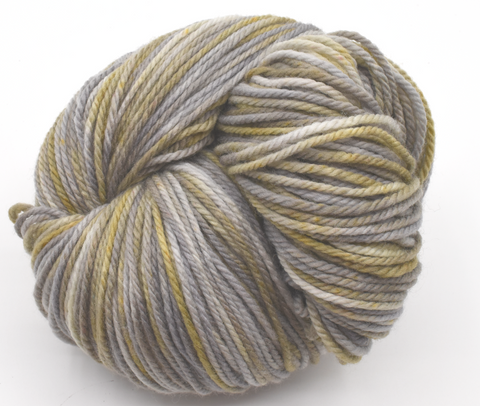 CINDER & STONE Targhee worsted