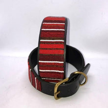 "Load image into Gallery viewer, Large breed Dog Collar<br>Neck size 18""-20"" (46-51cm) 2"" (5cm) wide"