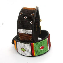 "Load image into Gallery viewer, Greyhound Dog Collar<br>Neck size 15""-17"" (38-44cm) 2"" (5cm) wide"