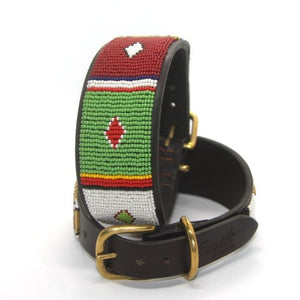 "Large breed Dog Collar<br>Neck size 18""-20"" (46-51cm) 2"" (5cm) wide"