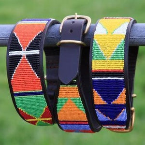 "Greyhound Dog Collar<br>Neck size 15""-17"" (38-44cm) 2"" (5cm) wide"