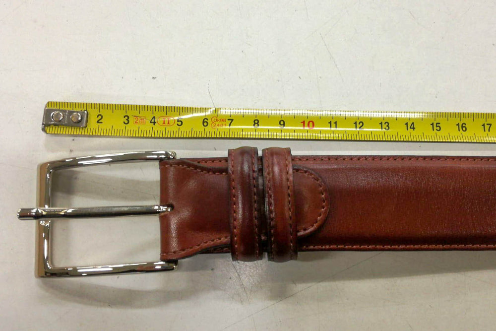 How to measure your belt size