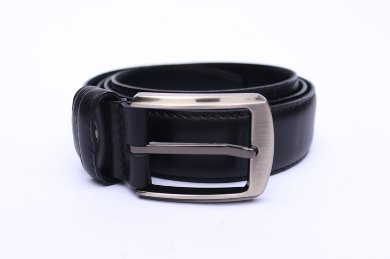 Noble Shoe Belt in Black Calf