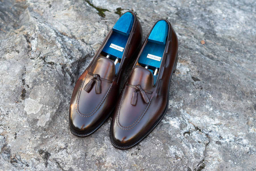 Carlos Santos 4210 Tassel Loafers in Guimaraes for The Noble Shoe 3