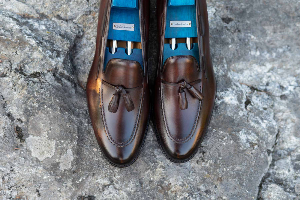 Carlos Santos 4210 Tassel Loafers in Guimaraes for The Noble Shoe 8