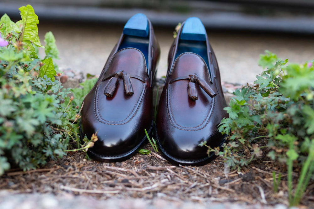Carlos Santos 4210 Tassel Loafers in Guimaraes for The Noble Shoe 2