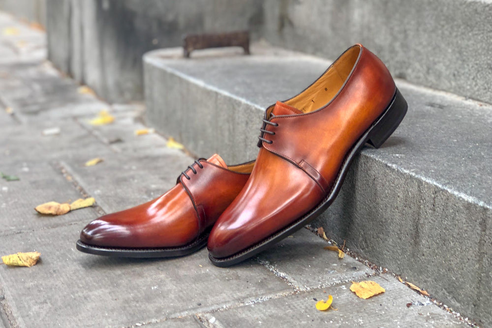 Carlos Santos Patina Service For The Noble Shoe