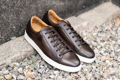 Carlos Santos 9617 Sneakers in Coimbra Patina for The Noble Shoe 2
