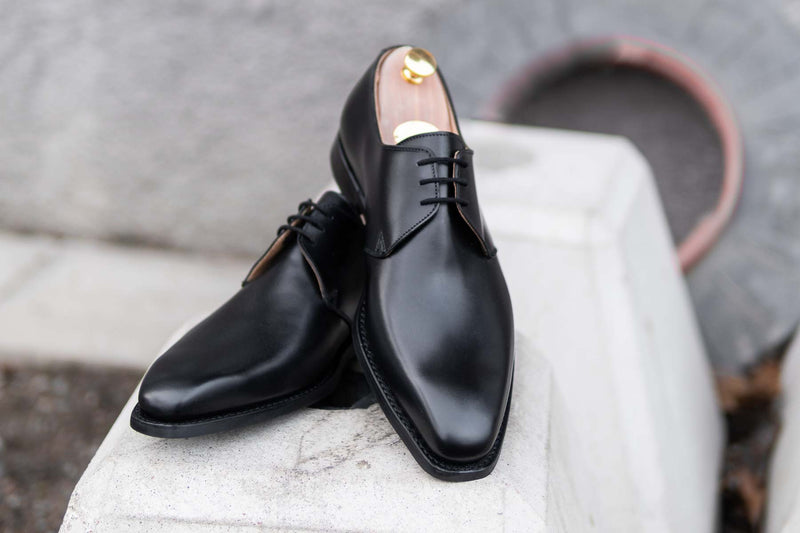 Crockett & Jones Highbury in Black Calf 6