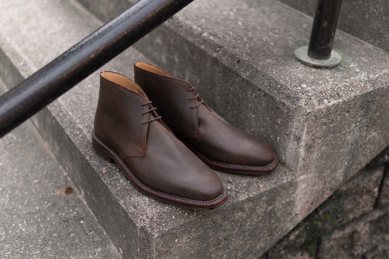 Crockett & Jones Molton Chukka Boots for The Noble Shoe 1