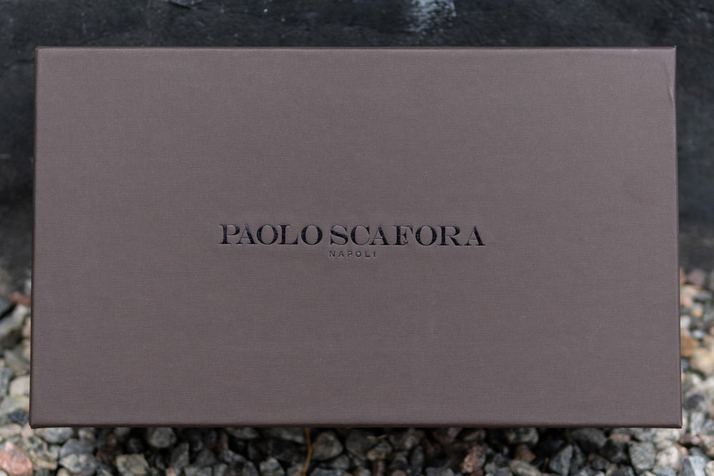Paolo Scafora Shoe Box