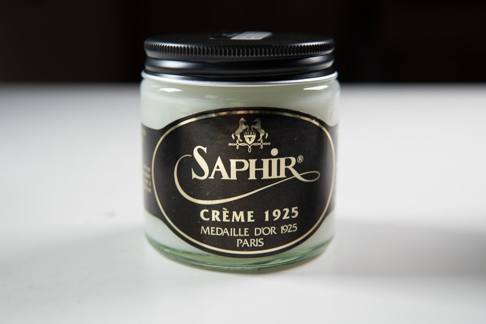 Saphir 1925 Creme Neutral 02 Bottle