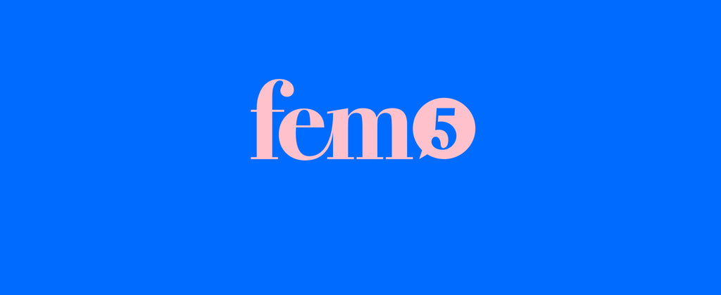 Got 5 minutes? Have a listen to our brand new podcast, FEM5!