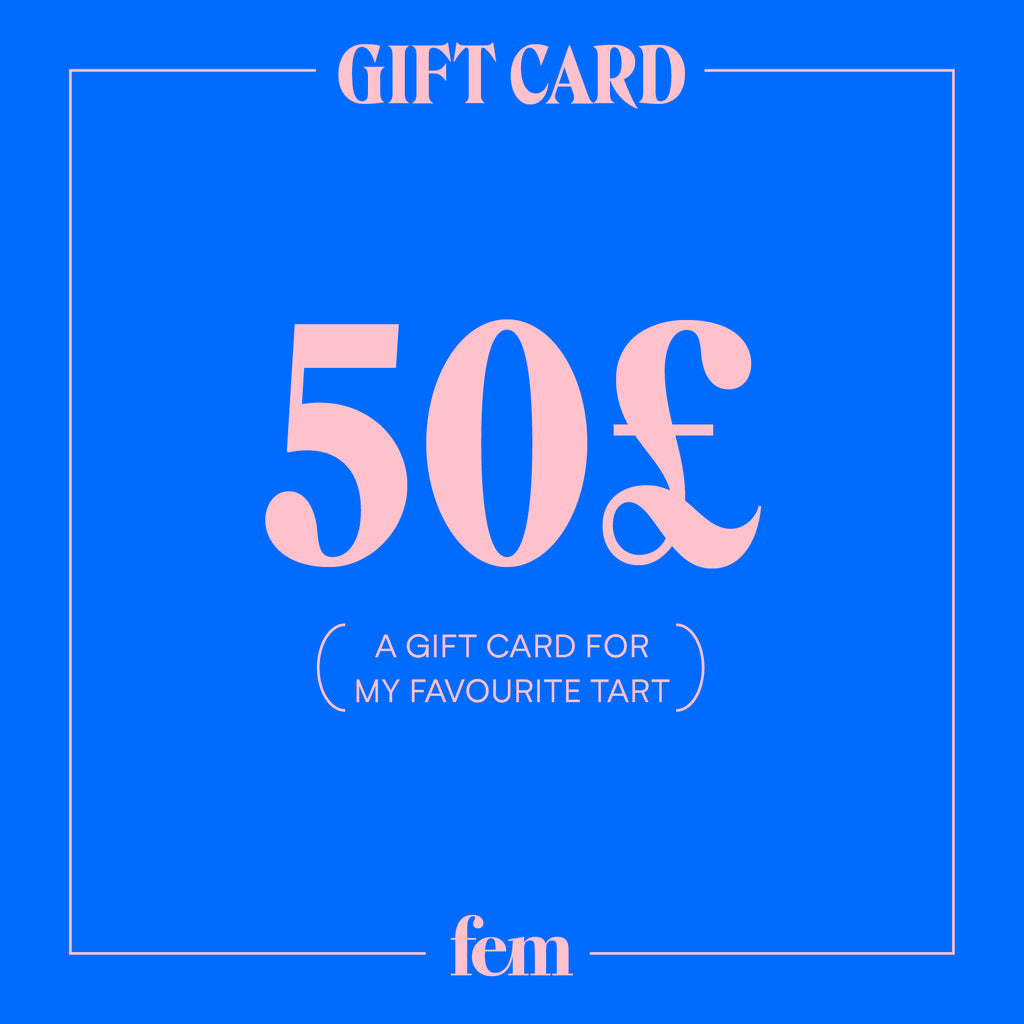 Gift Card - 50£