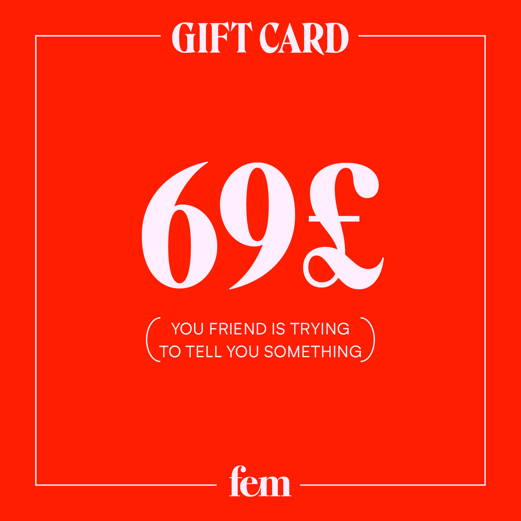 Gift Card - 69£