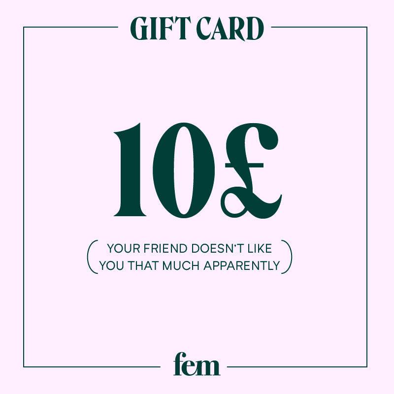 Gift Card - 10£