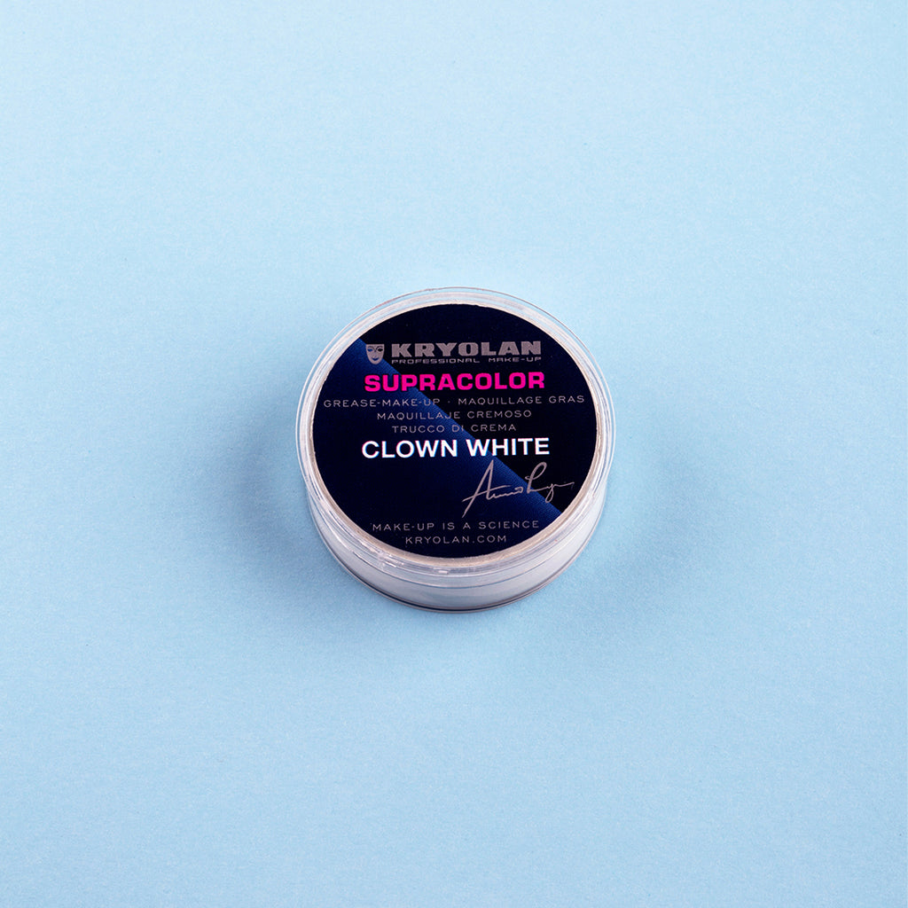 Clown White Cream