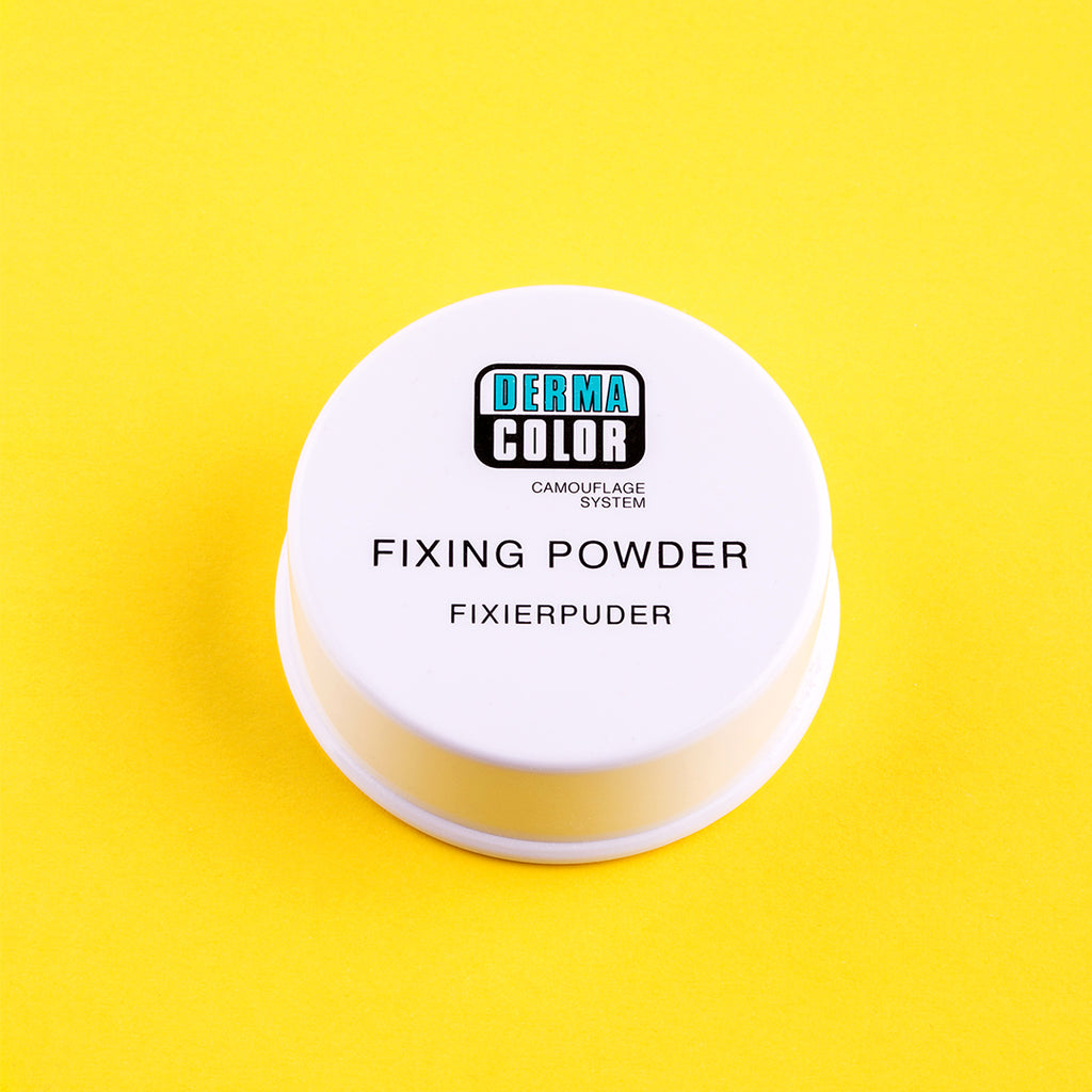 Fixing Powder - White