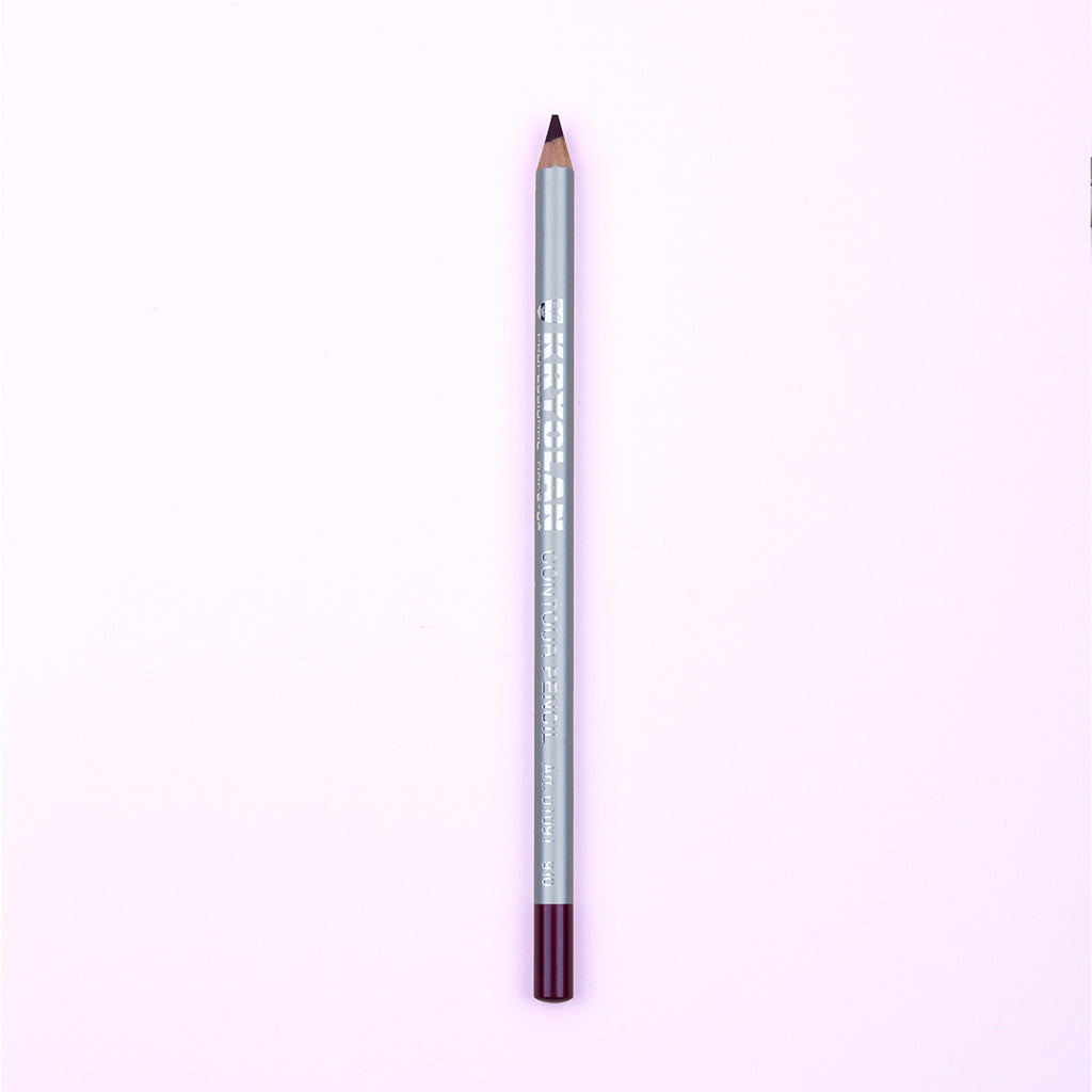 Contour Pencil - Dark Red