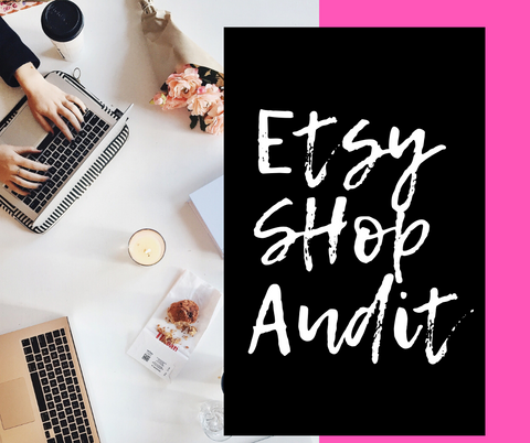 Etsy Shop Audit
