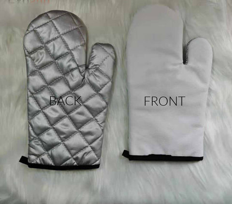 Oven Mitts for Sublimation