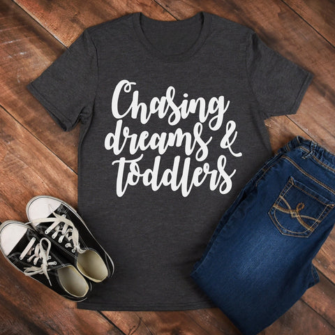 Chasing Dreams and Toddlers