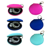 Neoprene Ear Bud/ Mask Holder KeyRing