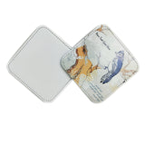 Faux Leather Coaster for Sublimation