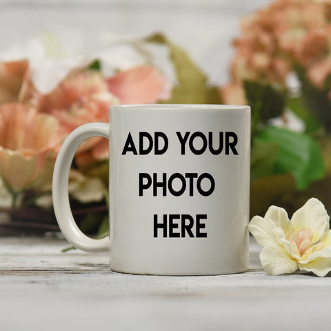Personalized Photo Mug