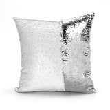 Sequin Reversible Sublimation Pillow Cover