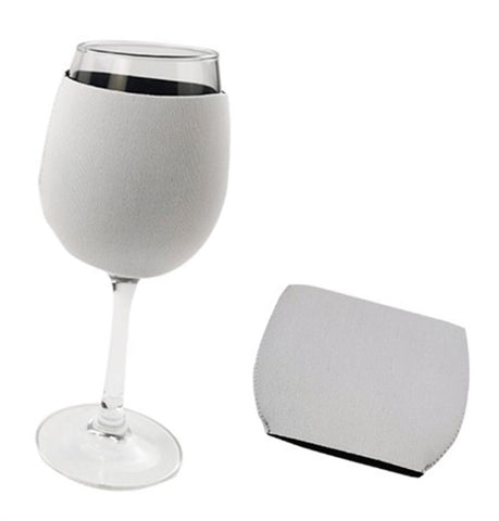 Sublimation Neoprene Wine Glass Koozie