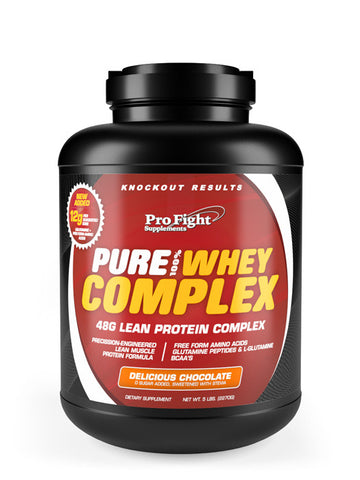 PURE WHEY COMPLEX 5Lbs.