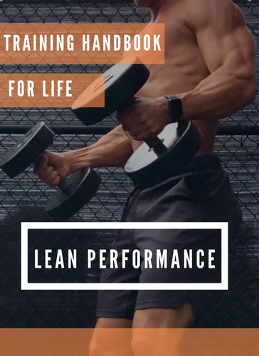 Lean Performance Lifestyle Bundle