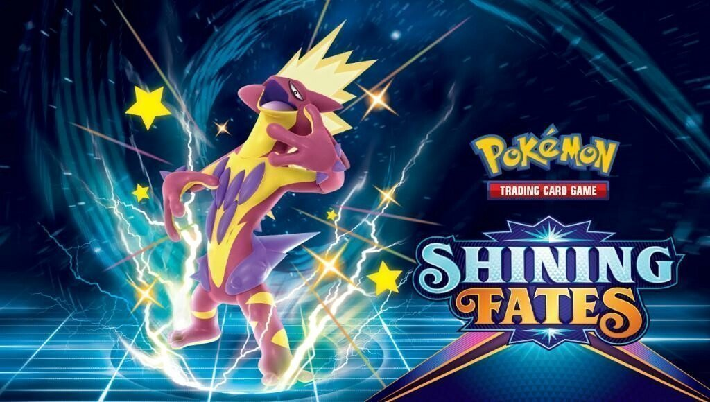 Shining Fates for the Pokemon TCG has Officially Been Announced!