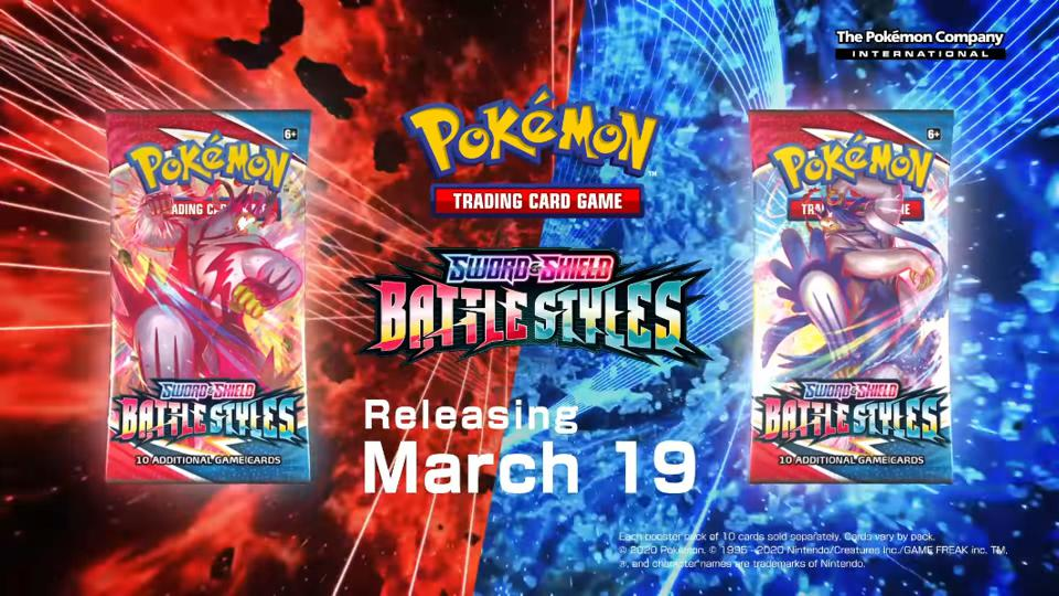 A Flash of Flair, Pokemon Battle Styles is HERE!!!!