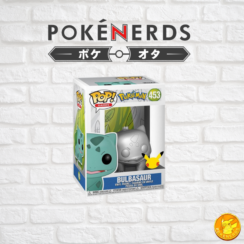 Bulbasaur-Metallic-POP