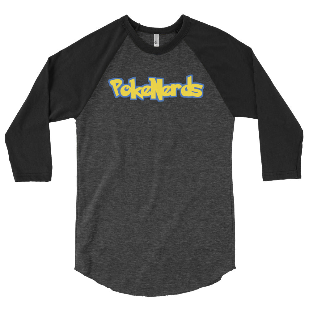 PokeNerds Baseball Shirt