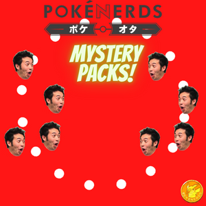 PokeNerds Poggers Mystery Packs!
