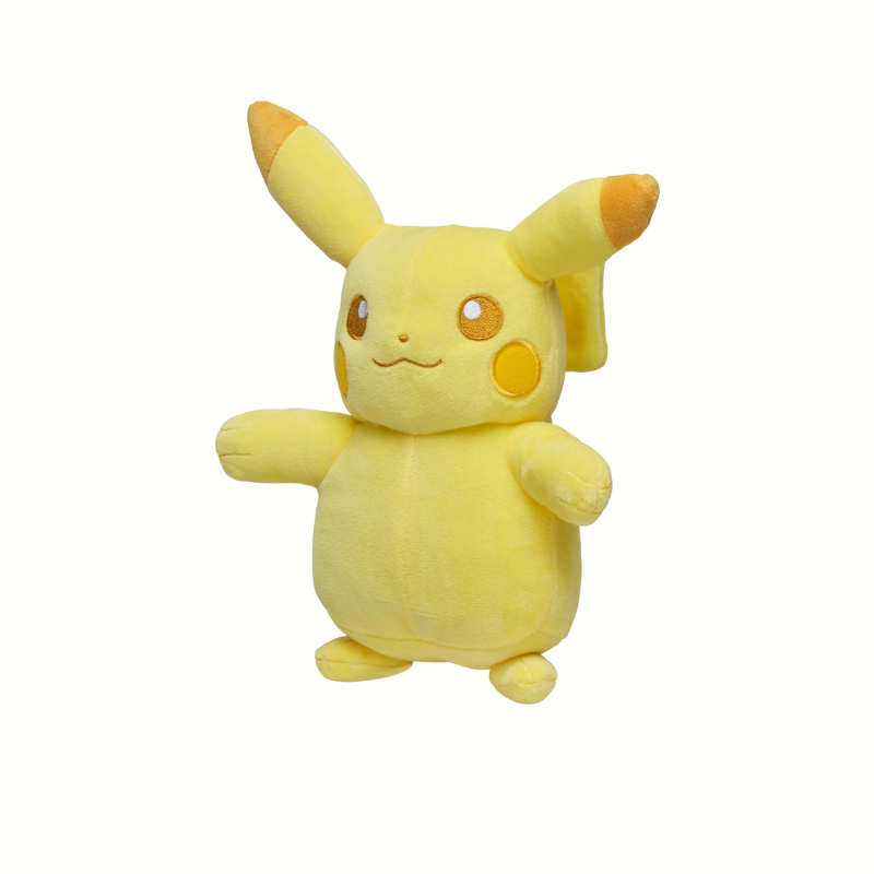 Pokemon Plush Rare Shiny Pikachu