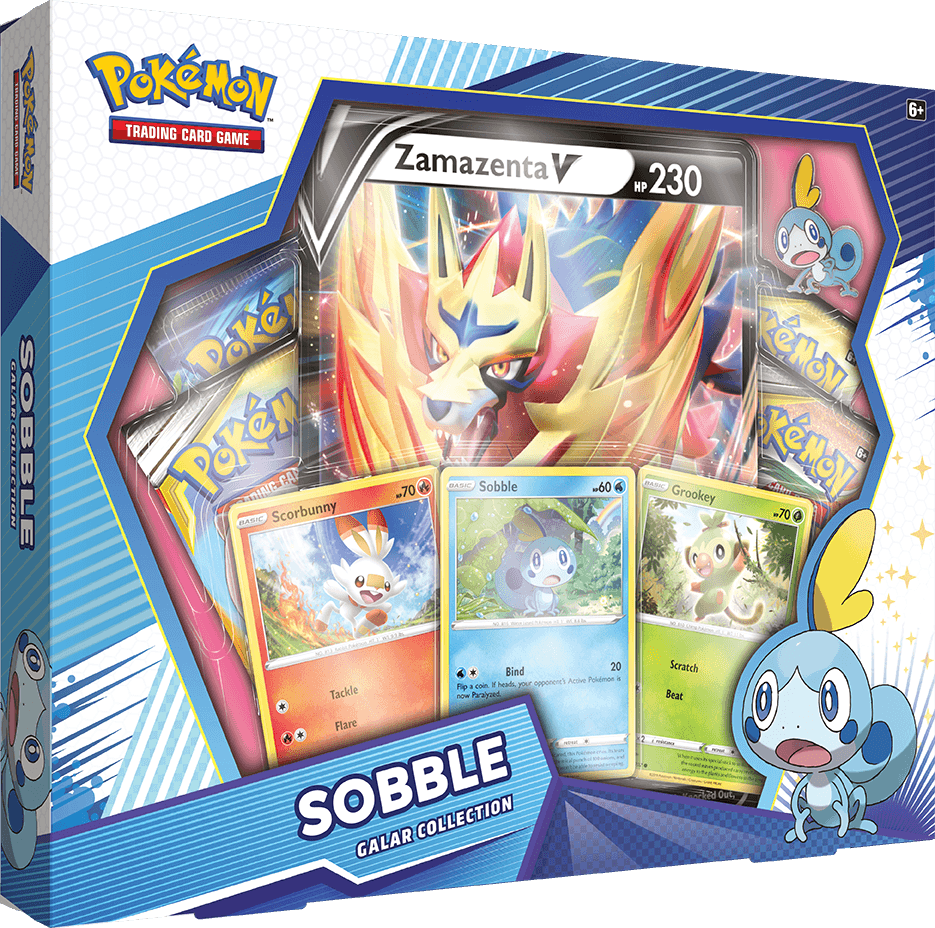 Sobble Galar Collection Pokemon TCG [Preorder]