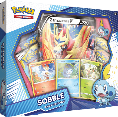 Sobble Galar Collection Pokemon TCG
