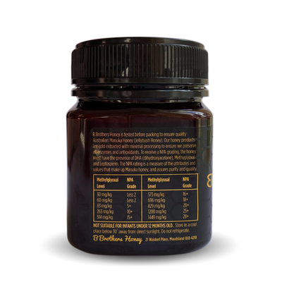 Manuka Honey 1000+ MGO 250g (Limited Release)