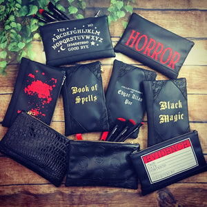 """Spirit Board"" Cosmetic Bag"