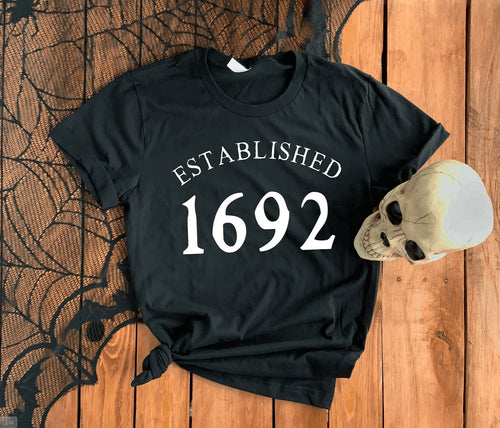 Established 1692 T-Shirt
